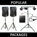 Our Most Popular Packages!
